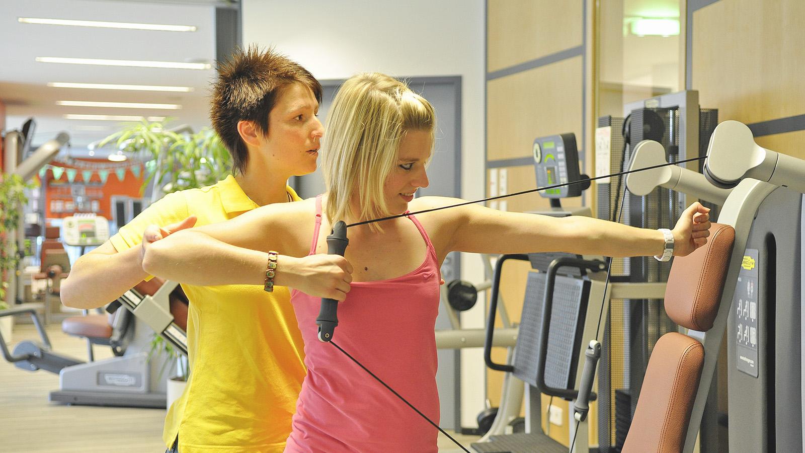 Fitnesstraining