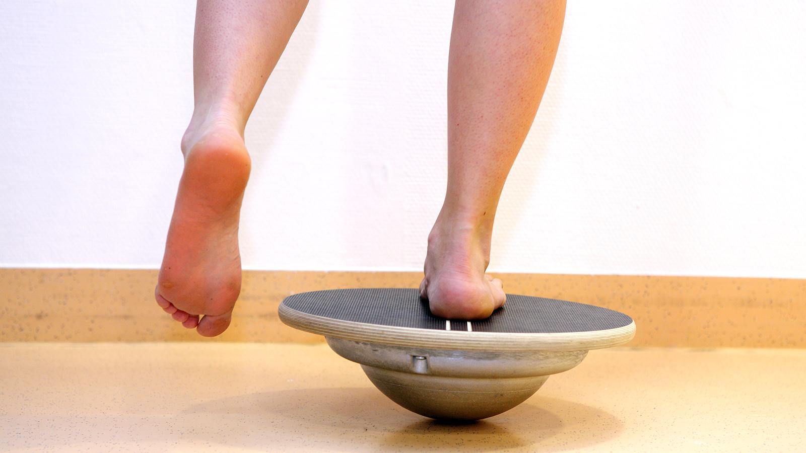 Physiotherapie-Gymnastik