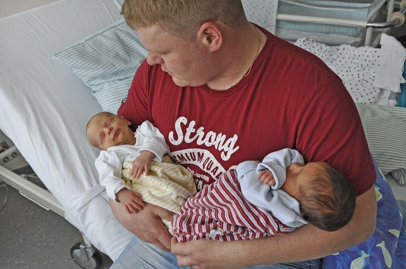 Frauenklinik Ehingen Geburtshilfe Zwillinge