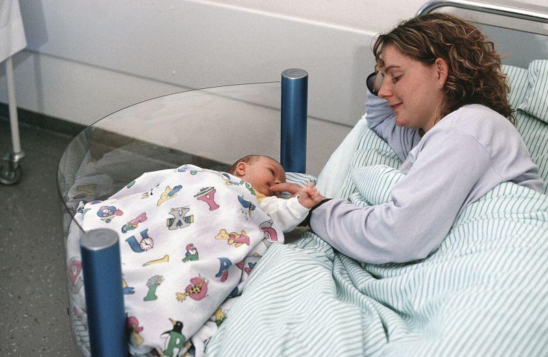 Frauenklinik Ehingen Geburtshilfe Pforzheimer Kinderbett