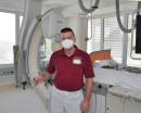 Dr. Delic im Herzkatheterlabor
