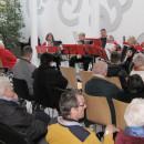 Konzert des Akkordeonorchesters Schelklingen im Gesundheitszentrum Ehingen