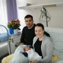 Neujahrsbaby, Alb-Donau Klinikum, Ehingen