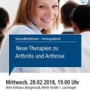 Gesundheitsforum Laichingen, Februar 2018