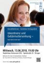 Gesundheitsforum Ehingen, Juni 2018