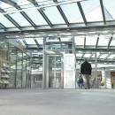 Gesundheitszentrum Langenau, Foyer