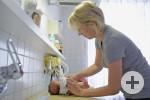 Frauenklinik Ehingen Geburtshilfe Wickeln
