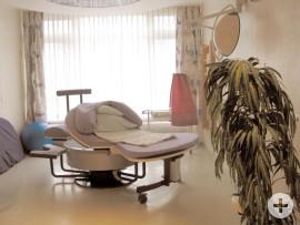 Frauenklinik Ehingen Geburtshilfe Entbindungsbett