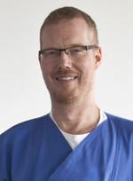 Dr. med. Markus Brucke, Chefarzt der Anästhesie im Alb-Donau Klinikum Ehingen