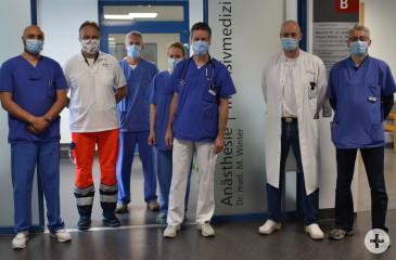 Team Anästhesie Blaubeuren