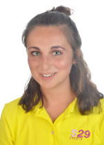Caroline Brust, Therapie & Training, S29